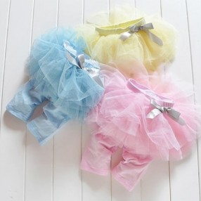 NEW Baby Girl Infant Ruffle Rara Tutu Skirt Shorts Legging Skegging