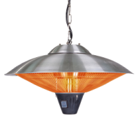 Fire Sense Hanging Electric Patio Heater