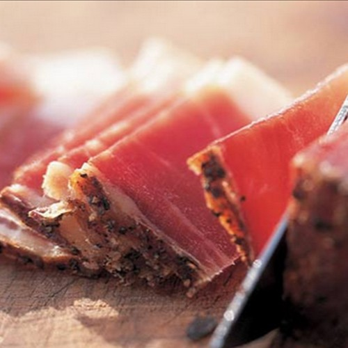 Dry-cured Smoked  - Speck Ham