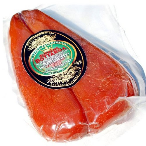 Italian Cured Mullet Fish Roe